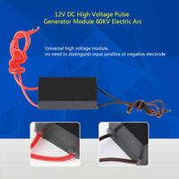 6-12V 60KV High Voltage Pulse Generator Inverter Arc Pulse Ignition Coil Module