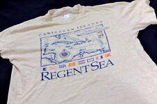 Vintage Single Stitch Carribean Sea Regent Sea Shirt