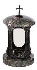Granitlaterne Grablampe  Grablaterne   -  Antik Optik  Granit  Himalaya