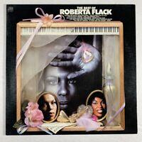 The Best Of Roberta Flack 1981 Compilation LP, VG, Atlantic SD 19317