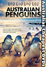 Australian Penguins / Penguin Island DVD NEW, FREE POSTAGE WITHIN AUS REGION ALL