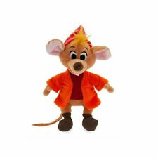 Disney Jaq Mouse Plush Soft Stuffed Doll Cinderella Medium 8''