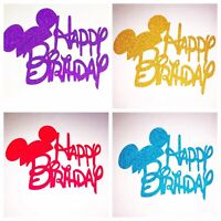 Mickey Mouse cake topper Minnie cake topper Birthday party