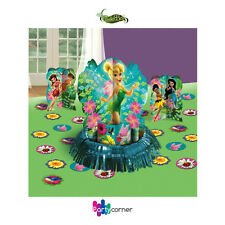 TINKERBELL BIRTHDAY PARTY SUPPLIES VALUE TABLE DECORATING KIT