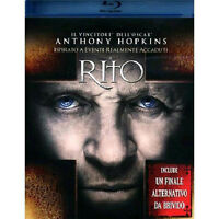 Il Rito - Con Anthony Hopkins - Blu Ray Disc Nuovo Sigillato