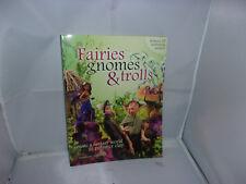 Buch-Fairies Gnomes Trolls-Maureen Carlson-für Bastler