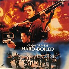 Hard-Boiled Chow Yun Fat Japanese Edition (2 Discs) Laserdisc