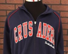 Crusaders Basketball Athletic Jacket The Rock Elite Athletic Gear Size Large