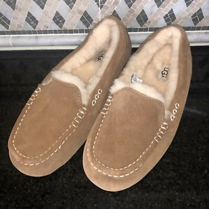 Women's UGG Ansley Chestnut Slippers- size 10- #1106878