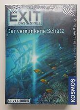 ** EXIT - Das Spiel - Der versunkene Schatz ** KOSMOS, NEU & OVP