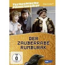 DER ZAUBERRABE RUMBURAK DVD NEU