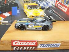 Carrera GO!!! AMG Mercedes GT3 Nr 16 Tuning Rennmotor Magnet,Reifen