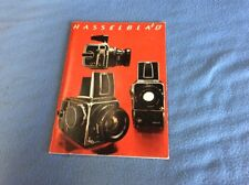 New listing Hasselblad Product Catalog 60 Pages Nice Condition