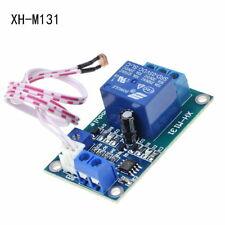 12V Photoswitch Photoresistor Relay Module + Light Detect Photosensitive Sensor