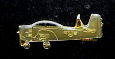 T-28 TROJAN TRAINER HAT LAPEL PIN UP MADE IN US AIR FORCE PILOT CREW WING SOLO