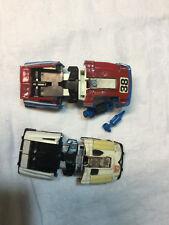 Vintage G1 transformer 1984 1985 hasbro prowl smokescreen parts lot