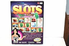 WMS SLOTS THE JADE MONKEY-NEW FACTORY SEALED PC DVD-15 GAMES-FREE SHIPPING