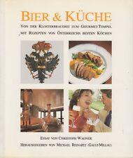 BIER & KÜCHE Von der Klosterbrauerei zum Gourmet-Tempel mit Rezepten