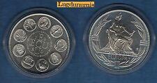 Médaille - Ecu Europa - 1980 - 41 mm 31 Grammes Sous capsule