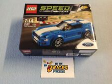 Lego Speed Champions 75871 Ford Mustang GT New/Sealed/Retired/Hard to Find