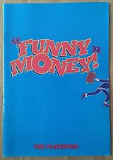 Funny Money programme The Playhouse Theatre 1995 Sylvia Syms Ray Cooney
