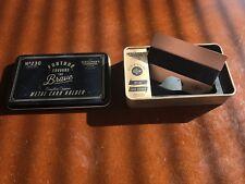Gentleman's Hardware RFID Blocking Brushed Copper Metal Credit Card Holder