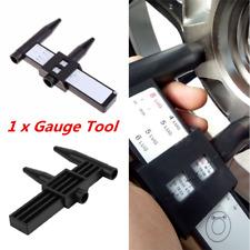 Wheel PCD Bolt Pattern Gauge Tool Rim Hole 4 5 6 8 Holes Lug Measurement Portabl