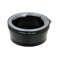 Fotodiox Lens Adapter Leica R Lens to Micro Four Thirds