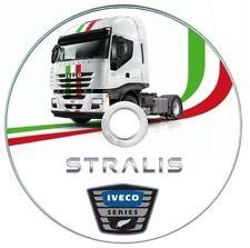 Iveco Stralis AT/AD manuale officina workshop manual
