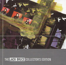 Jack Bruce-CD-The Jack Bruce COLLECTOR 'S EDITION