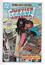 Justice League of America #186 (Jan 1981, DC)