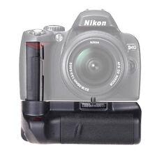 Battery Grip for NIKON D40 D40x D60 D3000 D5000 DSLR Cameras +2x Recharge ENEL9