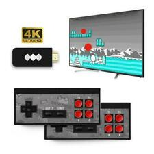The Retro Stick 4K USB Wireless Handheld Video Game Console 568 Game Classi J8C7