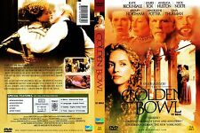 The Golden Bowl,2000 (DVD,All,Sealed,New) James Ivory, Kate Beckinsale,James Fox