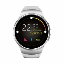 KW18 Bluetooth Smart Watch SIM GSM Phone Mate For Android iOS Heart Rate Fitness