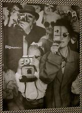 Vintage 1992 BIG Magazine, Antonio Bandaras, Ruven Afanador, NY Drag Queens
