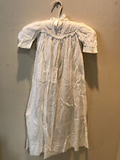 New listing Pretty Vintage Christening Gown