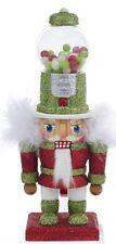 Kurt Adler Hollywood Penny Candy Machine Bubblegum Hat Christmas Nutcracker New