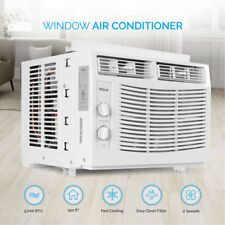 5000 BTU Compact Window Air Conditioner 150 Sq Ft Home AC Unit w/ Mount 115 Volt