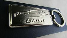 Maserati Ghibli Metal Keychain #920005952