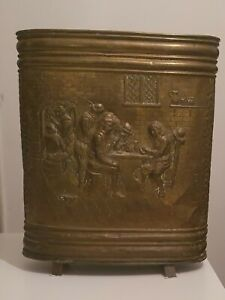 Iron Dutch Colonial Erra Golden Age Umbrella Stand 1600-1650
