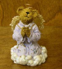 Boyds Bearstones #227794 GLORY B ANGELFAITH...AMEN, NIB From Retail Store ANGEL