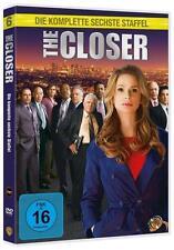 The Closer - Staffel 6 (2014)