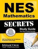 NES Mathematics Secrets Study Guide : NES Test Review for the National Evalua...