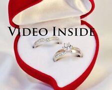 Echte Diamanten-Ringe mit Brilliantschliff für Damen