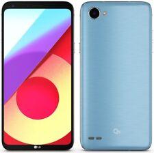 "LG Q6 | 32GB 4G LTE (GSM UNLOCKED) 5.5"" Smartphone LG-M703 | Ice Platinum"