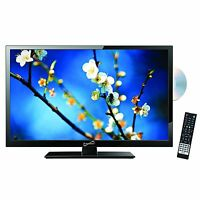 SuperSonic 22-inch 1080p LED Widescreen HDTV with DVD Player, SC-2212 New
