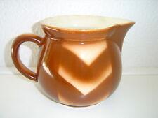 Latte Brocca Waku, spritzdekor, ART DECO, refrattario, anni 30er, TOP