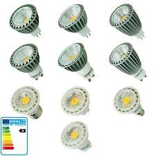 LED gu10 mr16 e14 e27 SMD LED COB lámpara lámpara pera spot emisor 3w 4w 6w 9w