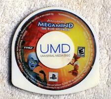 Megamind: The Blue Defender (Sony PSP, 2010) Playstation UMD Game